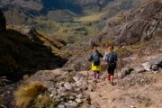 Lares trek to Machupicchu - Lares Valley trek is a alternative to the Inca trail,