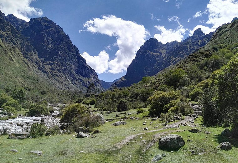 Lares Trek to Machu Picchu 4D/3N Private service
