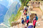 Inca Trail 2 day hike or short Inca Trail 2 days to MachuPicchu