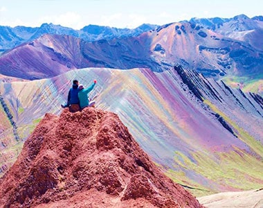 Tour montaña 7 colores todo incluido: Vive una gran aventura en Vinicunca, la famosa montaña montaña de siete colores