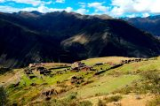 Huchuy Qosqo trek is perfect for ones who are short on time but want a trekking experience to Machu Picchu.
