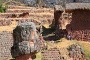 Huchuy Qosqo - Machu Picchu, nuestra caminata con destino al pequeño poblado de TAUQAQ, situado a orillas de la Laguna Piuray seguido a Huchuy Qosqo.