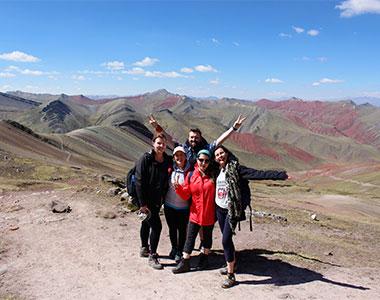 palccoyo rainbow mountain tour peru