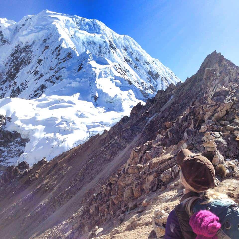 Salkantay & inca trail trek