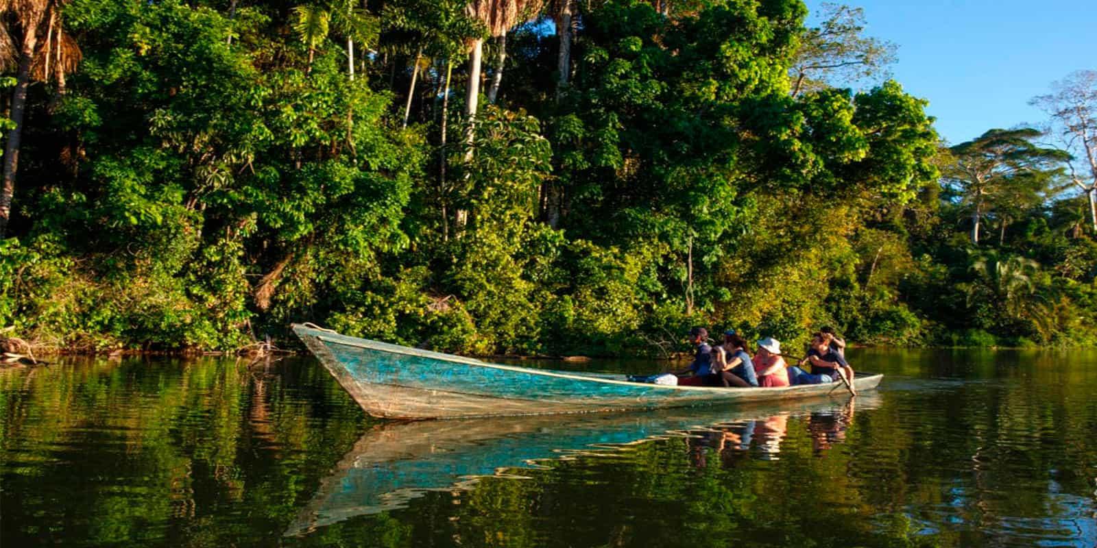 Amazon tours 4 days 3 nights puerto maldonado