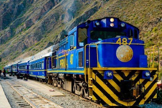One day Machu Picchu by train