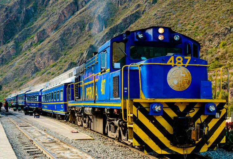 Machu Picchu Tour In 1 Day with Peru Rail Trains