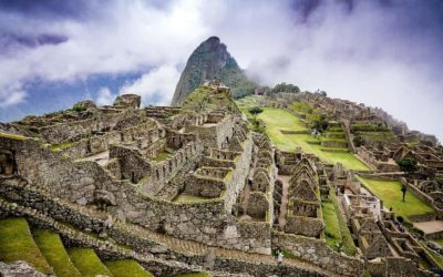 Winding Stone Pathways & Green Hills: 3 Reasons to Trek to Machu Picchu from the Inca Trail