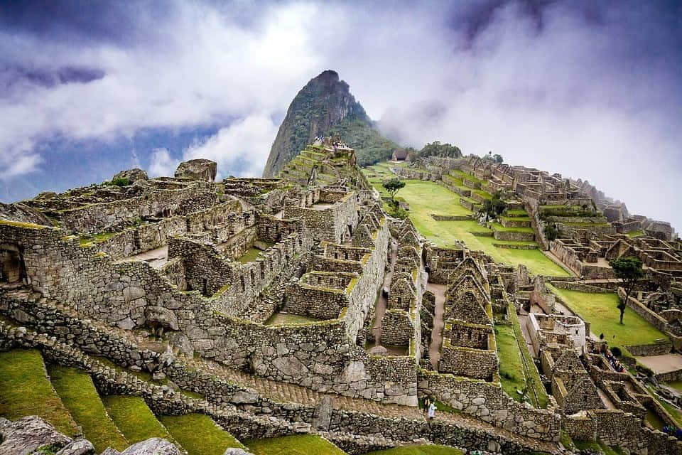 Winding Stone Pathways & Green Hills 3 Reasons to Trek to Machu Picchu from the Inca Trail