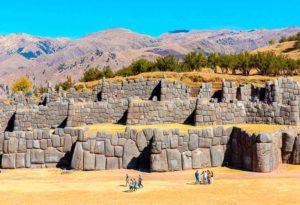 Sacsayhuamman site