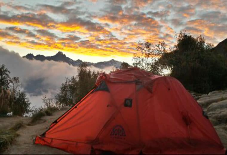 inca-trail-5 days- phuyu patamarca campsite