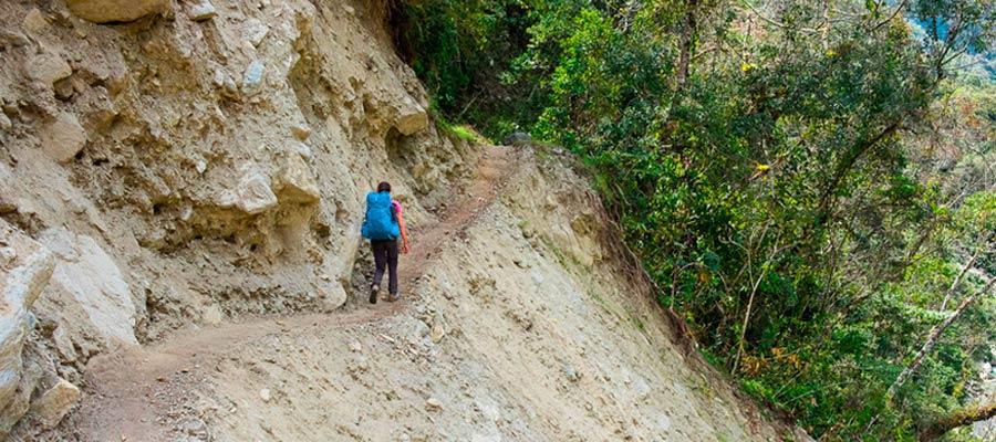 Trekking to Choquequirao