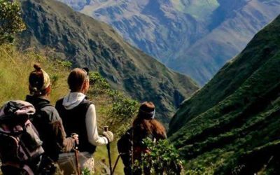 Treks and routes to get to Machu Picchu