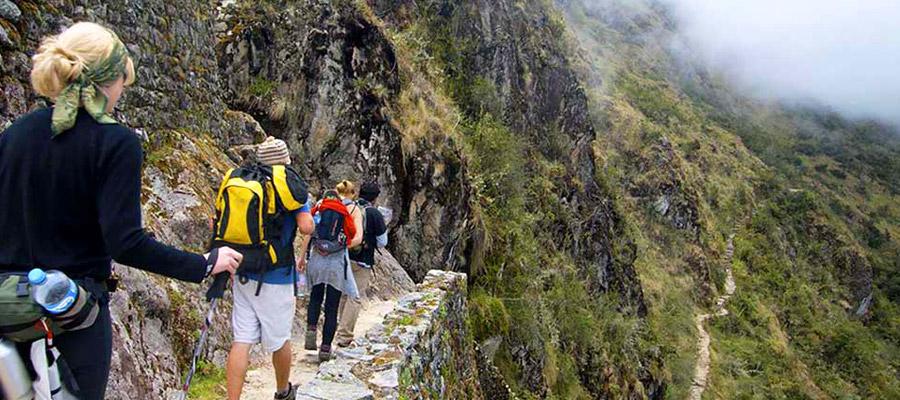 Inca Trail to Machu Picchu: