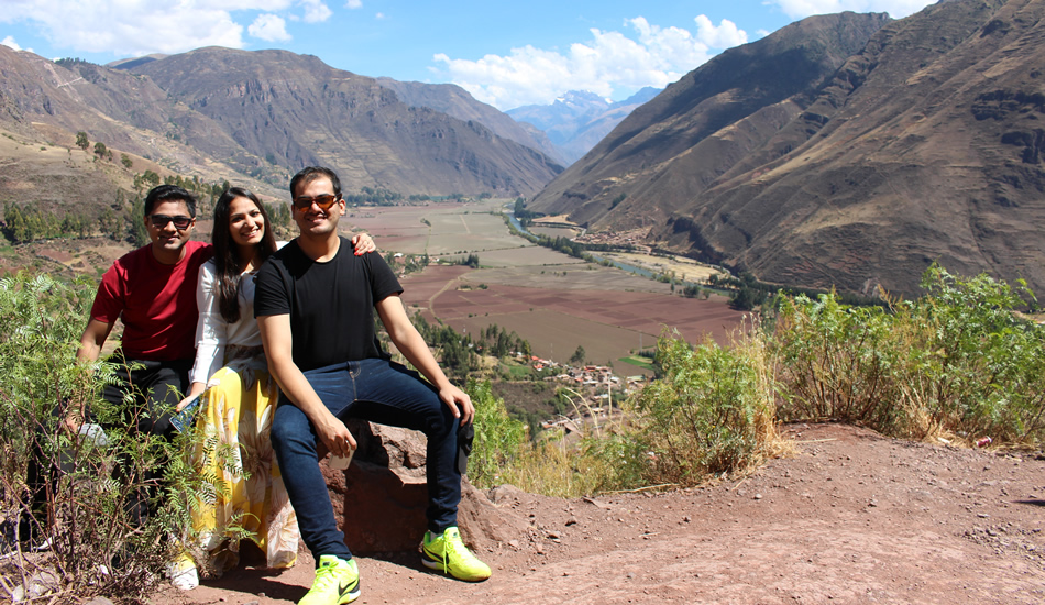 Sacred Valley and Machu Picchu 2 days - Mirador de taray
