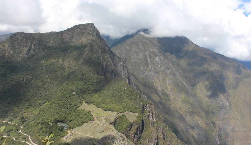 Sacred valley and Machu Picchu 2 days - view from Wayna Picchu