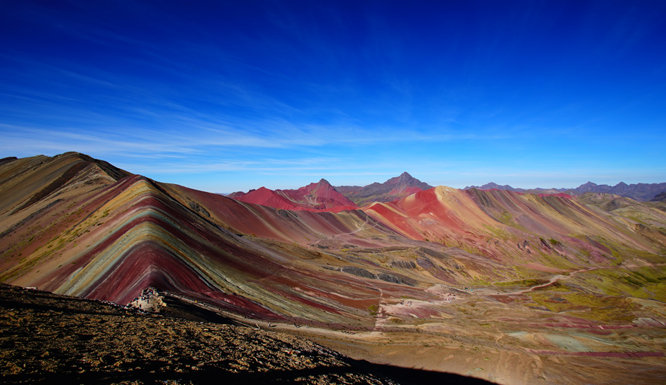 rainbow mountain winicunca