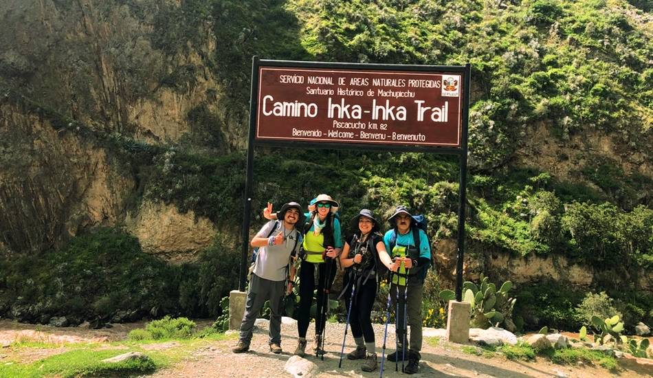 Inca Trail Start Point